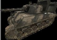 M4 Sherman camouflage DWG WaW
