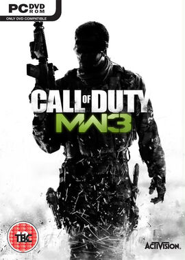 550w gaming mw3 cover