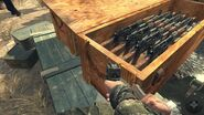 CODBO2 AK47 in box Old Wounds