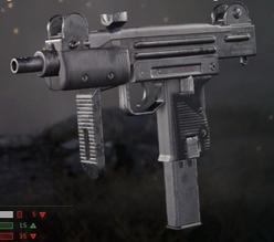 Mini-Uzi Model MWR