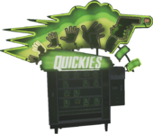 Quickies Perk Machine IW