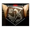 10 Streak Medal BOII