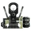 Iron Sights Menu icon BOII