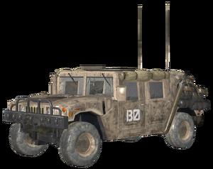 M1026 HMMWV model MW3