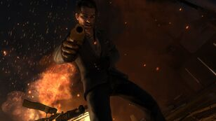 Makarov Just About To Kill Captain Price