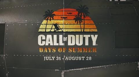 Official Call of Duty® WWII - Days of Summer Trailer