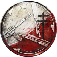 Resistance Gun Game Icon WWII