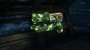 Rift E9 Gunsmith model Atomic Fire Camouflage BO3