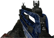 FAMAS Blue Tiger MW2