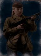 Female Russian Thompson