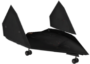 X-47 Pegasus Folded model BOII