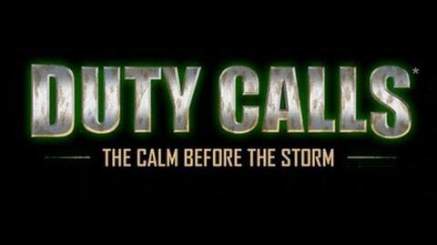 Duty Calls - Playthrough