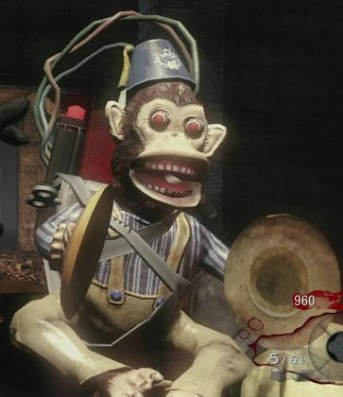 Picture of the monkey bomb
