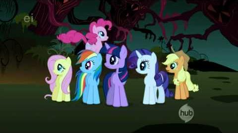 Giggle at the Ghostly - Pinky (My Little Pony FIM S1E02)
