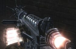 Wunderwaffe DG3 First Person WAW