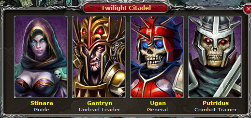 Undead Necrolis TwilightCitadel