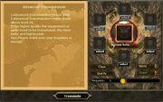 Advanced Transmutation Screen