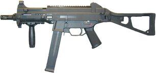 Heckler & Koch UMP 45