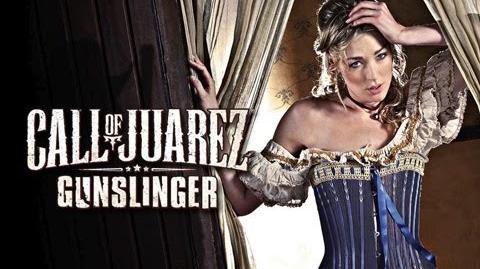 Call of Juarez Gunslinger -- Code of the West Trailer