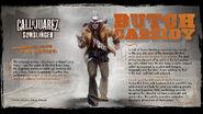 Butch Cassidy Concept Art