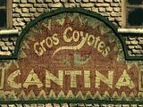 Gros Coyotes Cantina