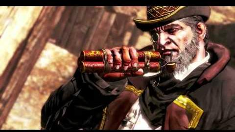 Foreborn/Call of Juarez: Gunslinger Reveal Trailer