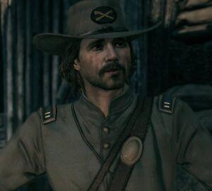 Thomas Confederate Uniform