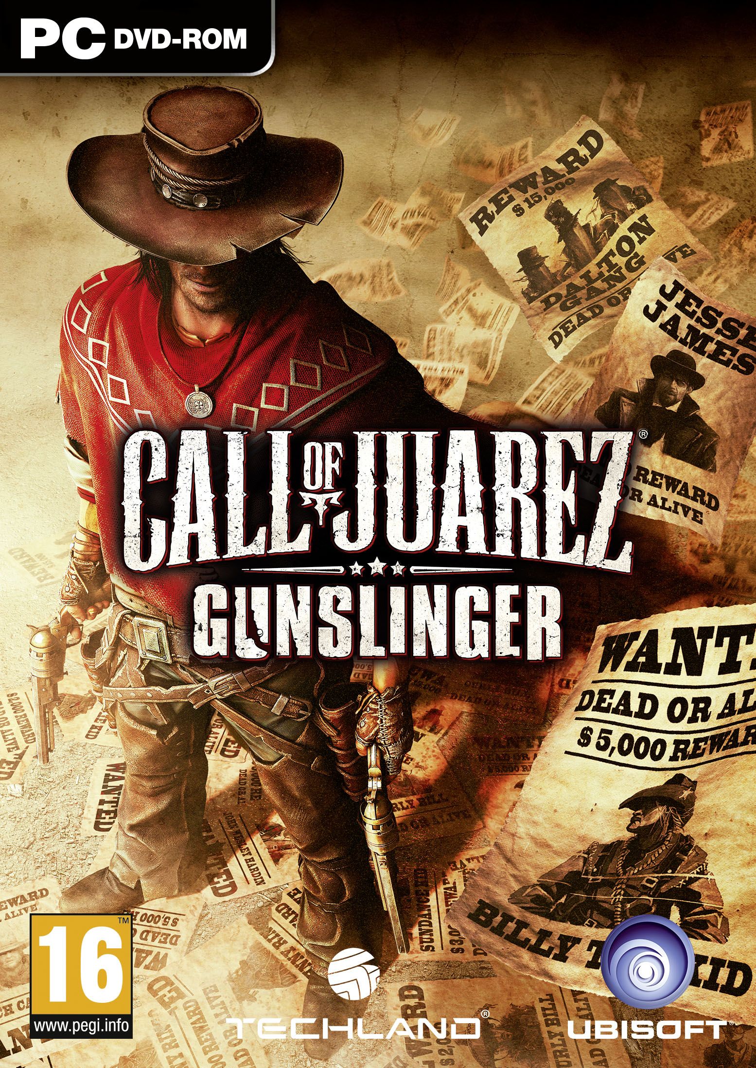 Image result for Call of Juarez Gunslinger cover pc