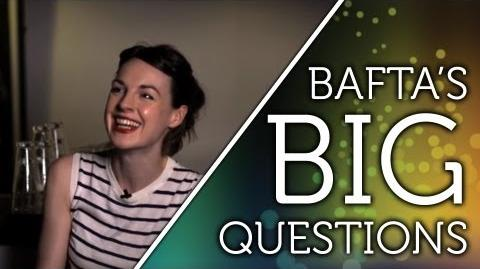 Jessica Raine Big Questions