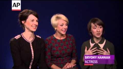 'Midwife' Cast on Birth Scenes, Bedside Manner