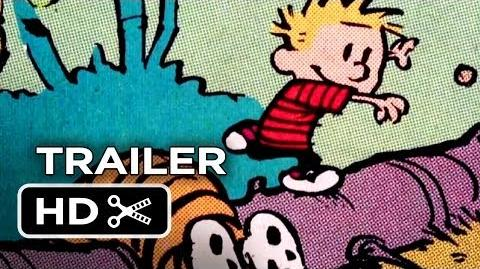 Dear Mr. Watterson Official Trailer 2 (2013) - Calvin & Hobbes Movie HD