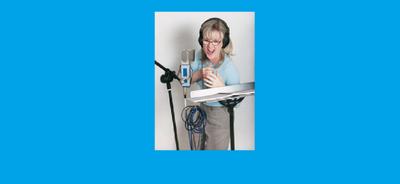 Calvin's voice portrayer