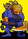 Gooka-axe-warrior