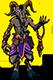 Goatman-warlock