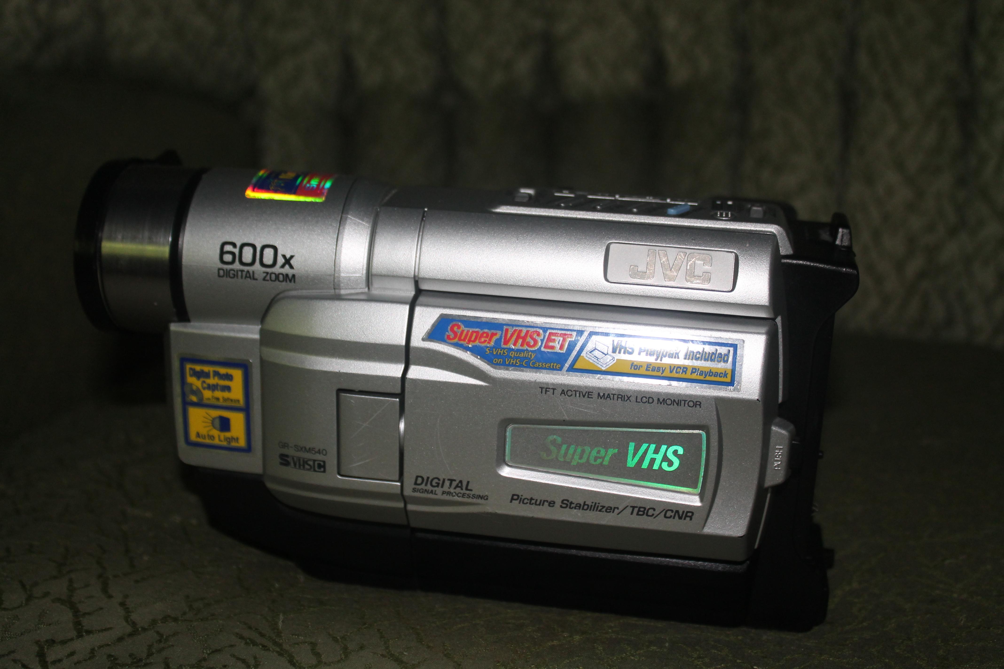 Jvc Gr Sxmx40 Series Camcorderpedia Wiki Fandom