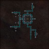Inconnu Crypt map