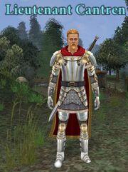 Lieutenant Cantren