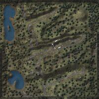 Skona Ravine map