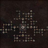 Hibernias Glashtin Forge map