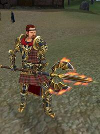 Highlander Armsman