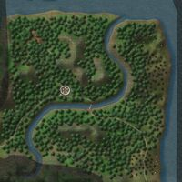 Worlds End map