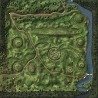 Salisbury Plains map