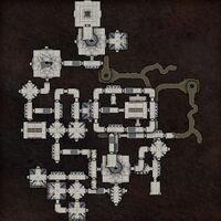 Caer Sidi map