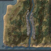Gwyddneau map