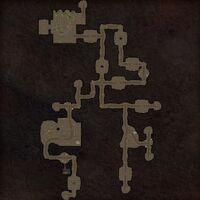 Tepoks Mine map