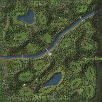 Caerwent map