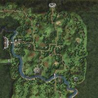 Camelot Hills map