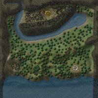 Allta Fearann map