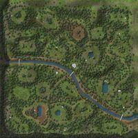 Sherborne map