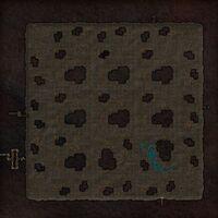 Midgards Underground Forest map